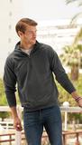 Sweater Met Korte Rits