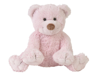 Beertje Snuggle Roze 16 cm