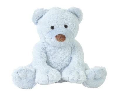 Beertje Snuggle Blauw 24 cm