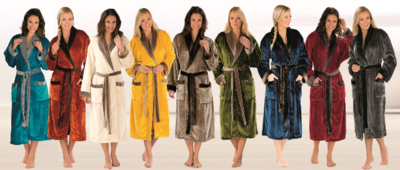 Badjas Cosy Soft Luxe